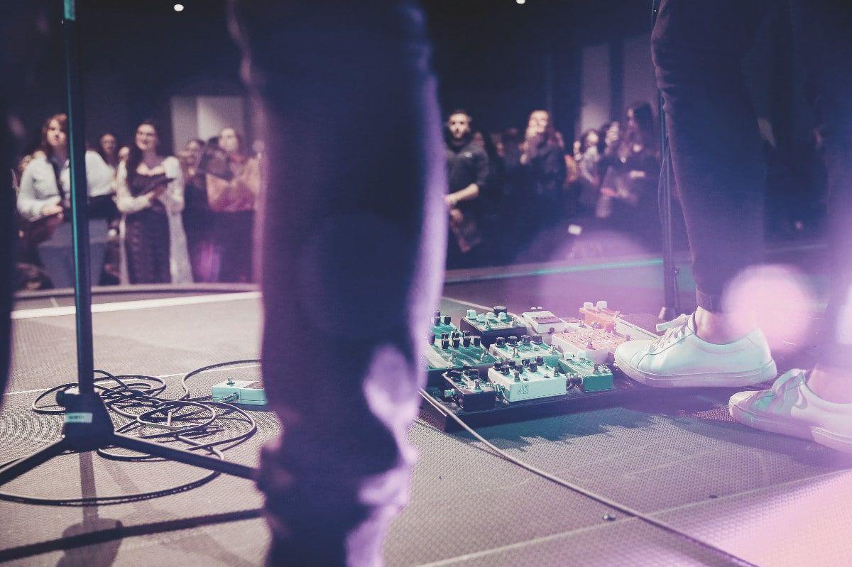 best worship guitar pedals