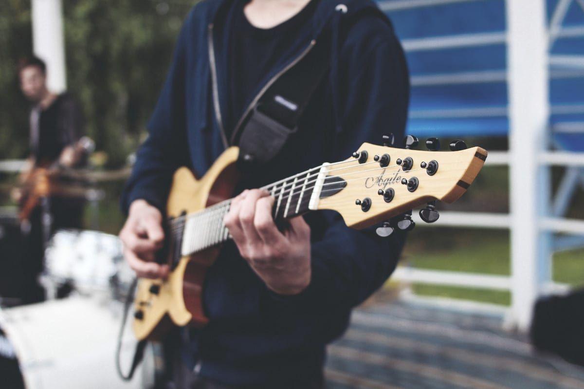 best 7-string guitar