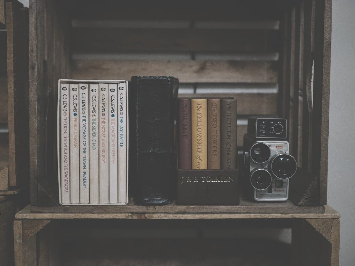 christian book series