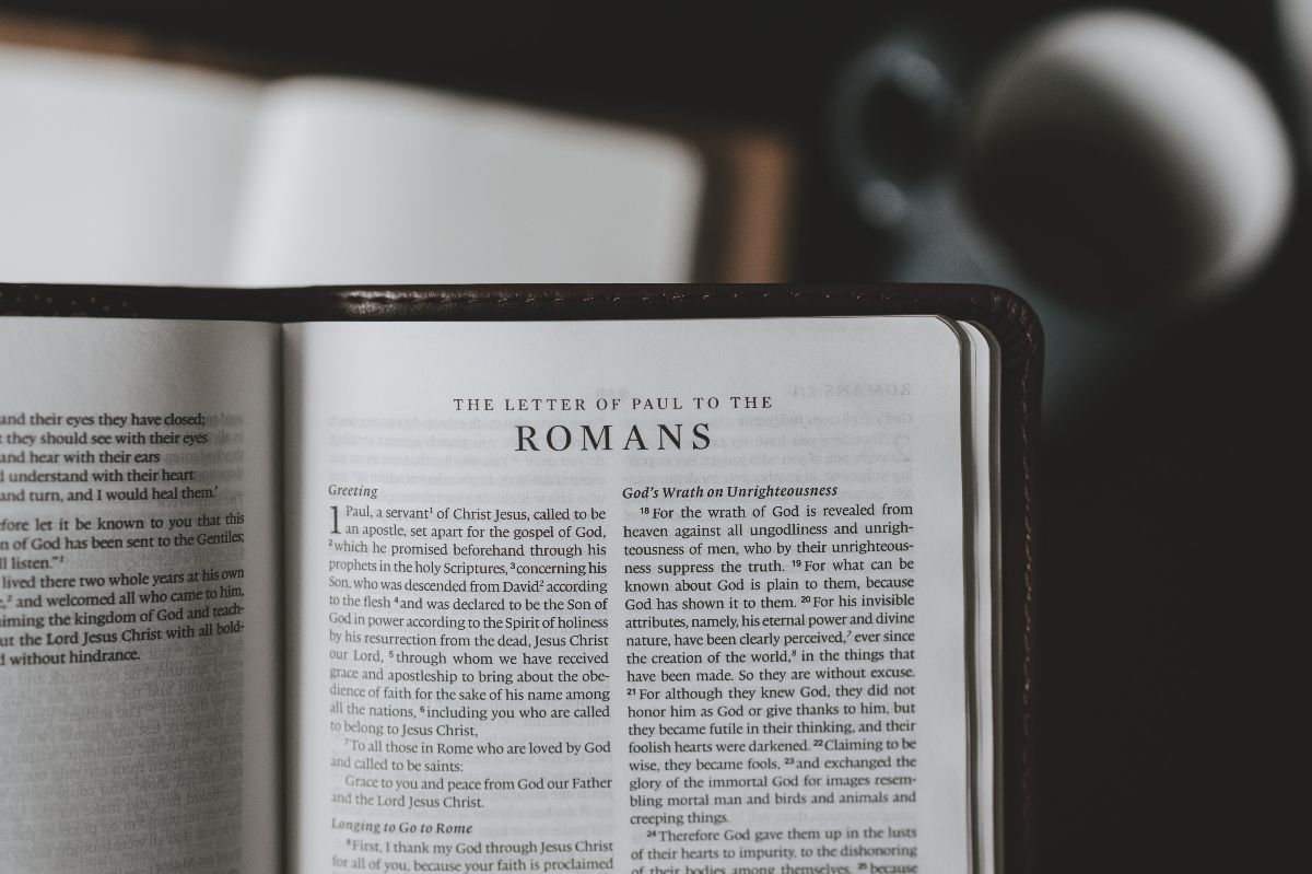 best commentary on romans