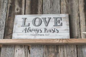 The Heart of 1 Corinthians 13