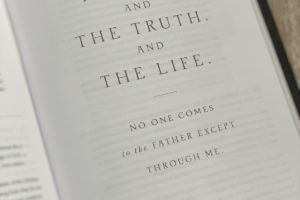 Jesus Said: I Am The Way The Truth and The Life