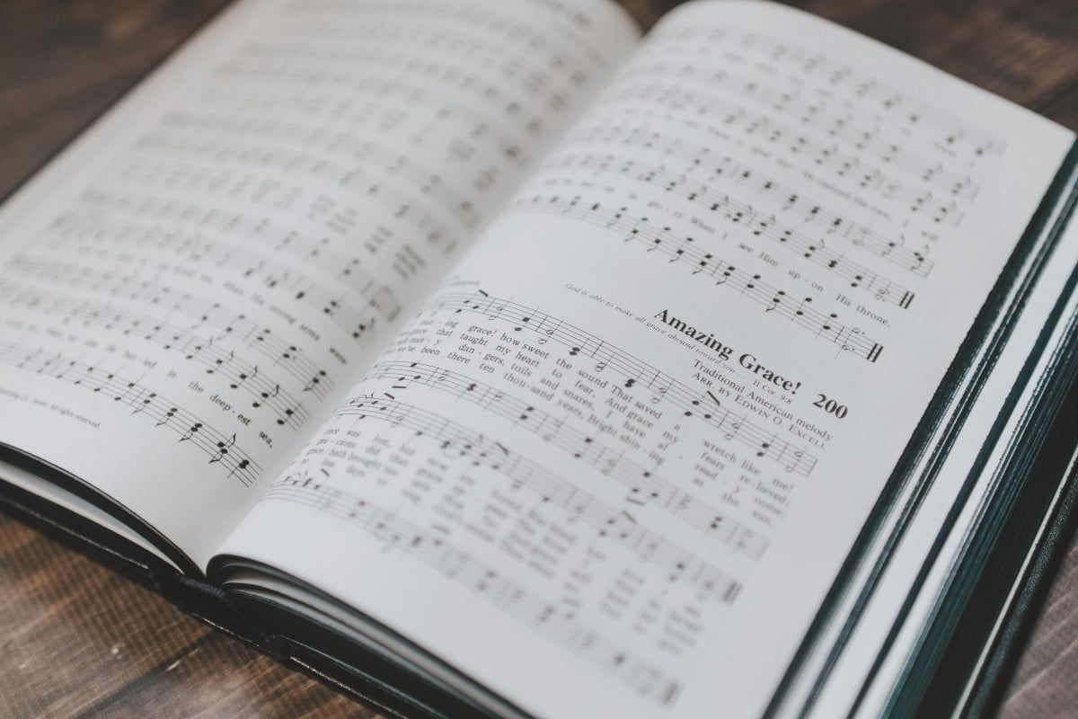 bible verses about music